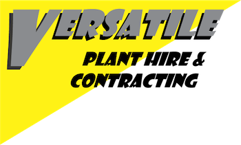 Versatile Plant Hire and Contracting Logo